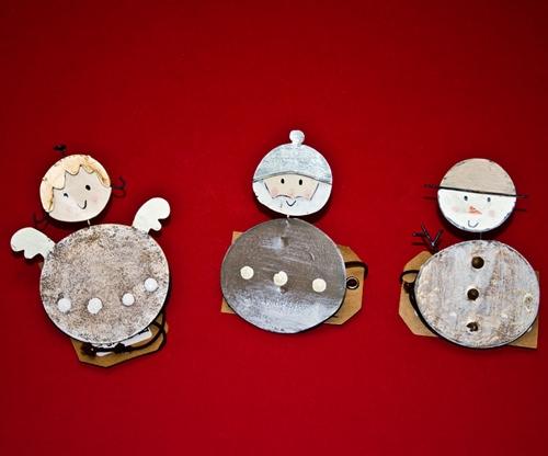 Decori natalizi - vari modelli