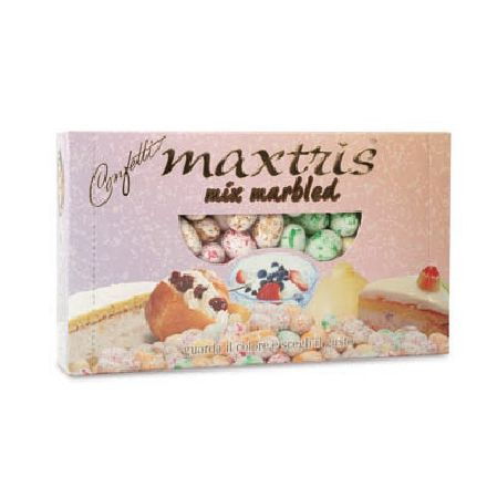 Confetti Maxtris Mix Marbled