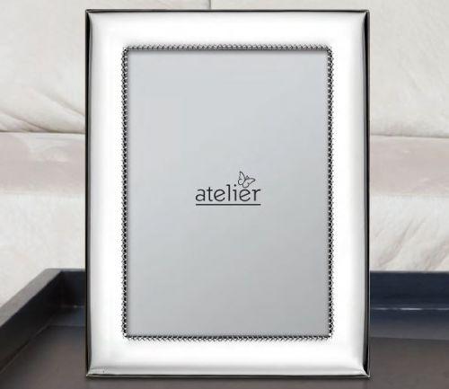Portafoto linea Classic argentato - Atelier
