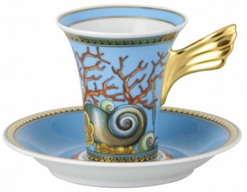 Servizio caff rosenthal versace i tesori del mare di for Servizio da the rosenthal