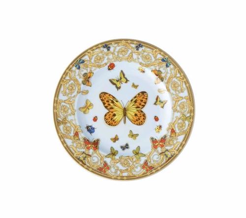 Piattino cm.18 Le Jardin Rosenthal Versace