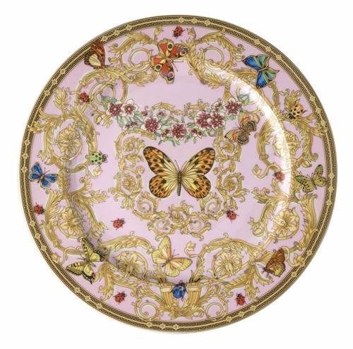 Piatto cm.30 Le Jardin Rosenthal Versace