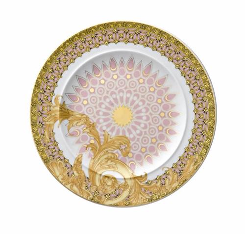 Piattino in porcellana cm.18 Rosenthal Versace