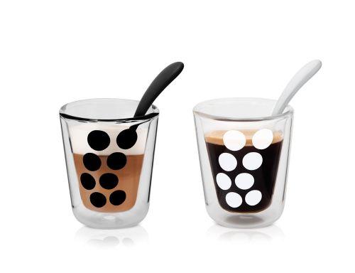 Set Bicchieri da Caffè + Cucchiai | ZAK! Designs