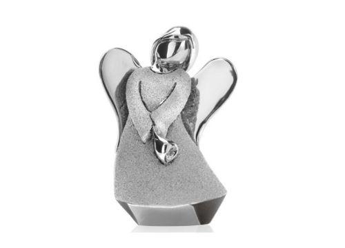 Bomboniera angelo con campana in resina e argento comunione- Memory 2016