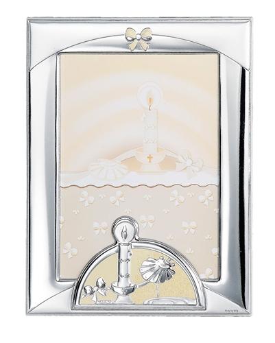 Cornice portafoto per battesimo - 13x18 cm