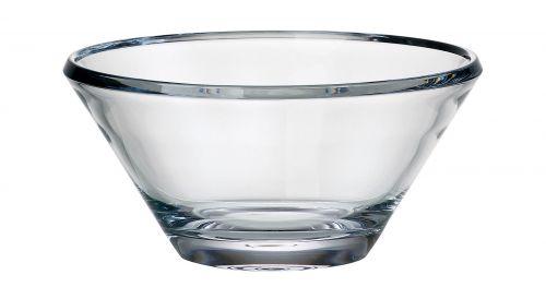 Centrotavola in cristallo Campos 35.5 cm