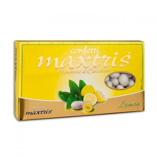 Confetti Maxtris Lemon