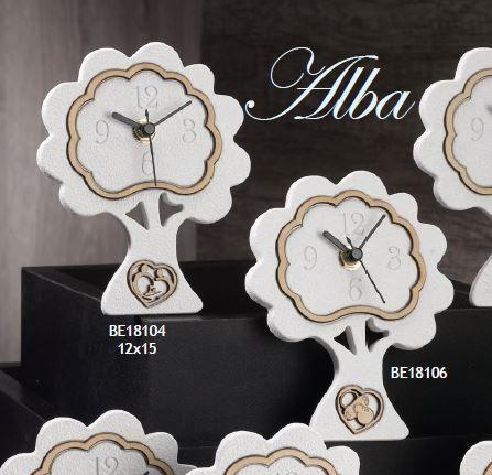 Orologio Albero Sacra Famiglia Alba