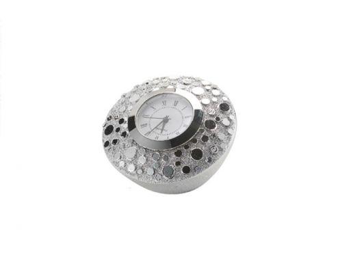 Orologio pois rivestito d'argento -  bomboniera matrimonio Memory