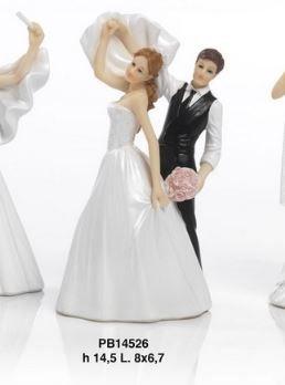 Sposi che danzano - Mandorle