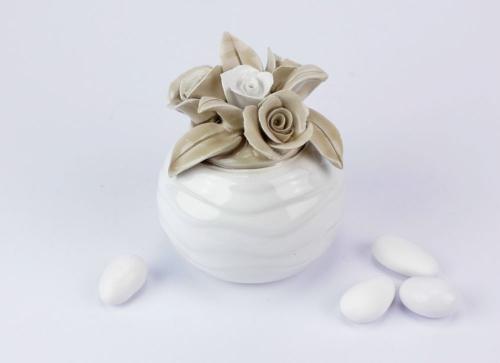 Profumatore piccolo vaso Rose D.G.L.