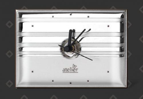 Orologio linea Precious argentato - Atelier