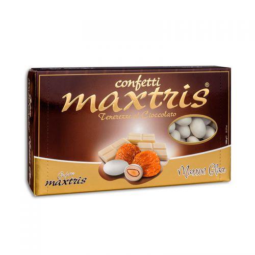 Confetti Maxtris Marron Glacè