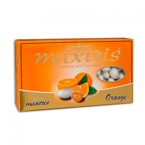 Offerta Confetti Maxtris Orange 6 Kg - 6 confezioni da 1 Kg