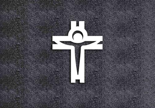 Crocifisso stilizzato