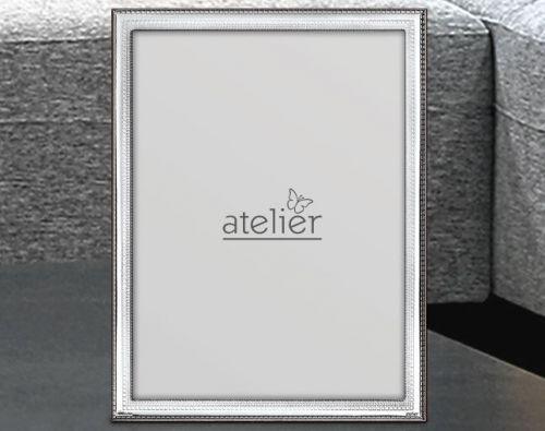 Portafoto linea Gisele argentato - Atelier