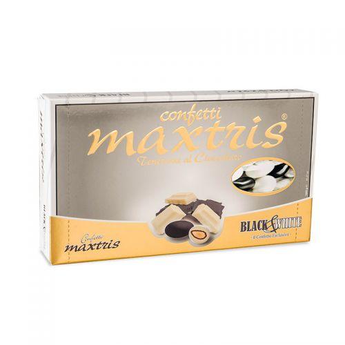 Confetti Maxtris Black & White