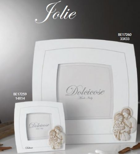 Portafoto Sacra Famiglia Jolie