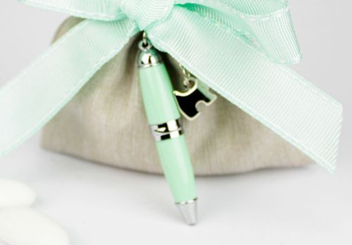 Penna mini - bomboniere matrimonio / laurea Margot Italia