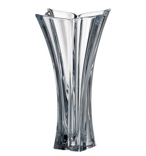 Vaso in cristallo Floreale 36 cm