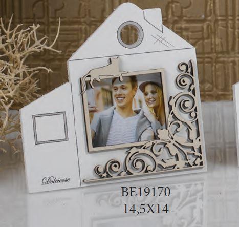 Portafoto legno Casa - Domus