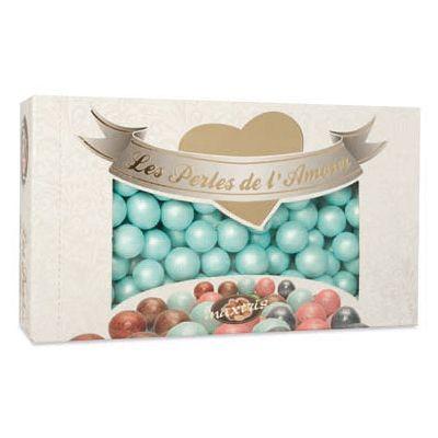 Confetti Maxtris Les Perles de l'Amour Bleu