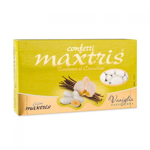 Confetti Maxtris Vaniglia Pasticcera