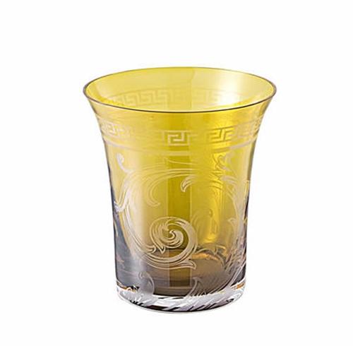 Vaso in cristallo cm.18 Rosenthal Versace