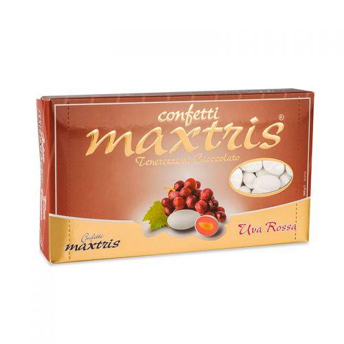 Offerta Confetti Maxtris Uva Rossa 6 Kg - 6 confezioni da 1 Kg