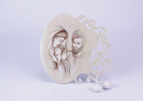 Icona Sacra Famiglia Prime Comunioni