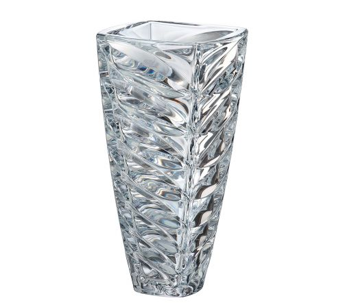 Vaso Facet in cristallo 30.5 cm