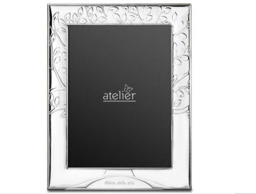 Portafoto linea Albero della Vita argentato - Atelier