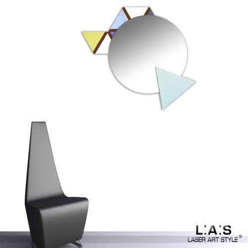 Specchiere stile moderno - Laser Art Style