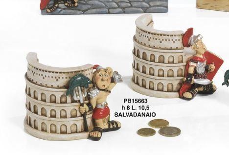 Salvadanaio Antica Roma
