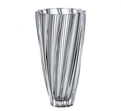 Vaso in cristallo Scallop 30.5 cm