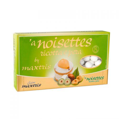 Confetti Maxtris Noisettes Ricotta e Pera