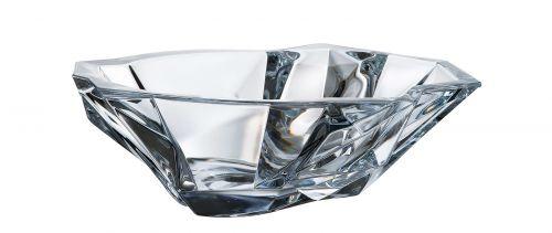 Centrotavola in cristallo Angle 35 cm