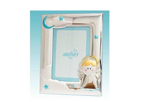 Portafoto Bimbo con Angelo - Atelier