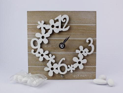 Orologio Claraluna - collezione bomboniere comunione / matrimonio 2016
