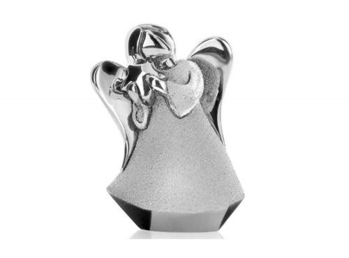 Bomboniere angelo con stella in resina e argento comunione- Memory 2016