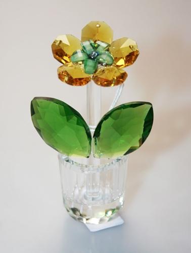 Bomboniera - Vasetto con fiore - Debora Carlucci