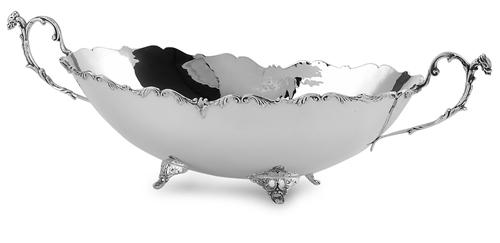 Jatta Barocca in argento massiccio