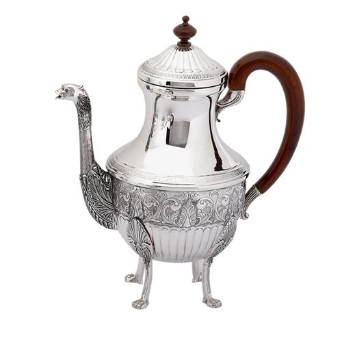 Matrimonio Stile Impero Romano : Servizio da caffè stile romano impero di cristofalo