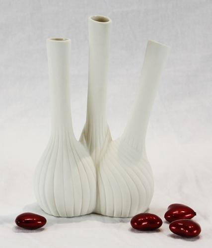 Vaso finocchio green garden- porcellana