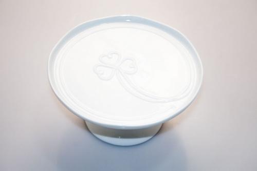 Alzatina in porcellana - Wald