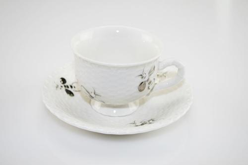 Tazza da caffè decoro con api