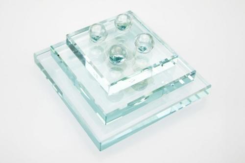 Candeliere in vetro