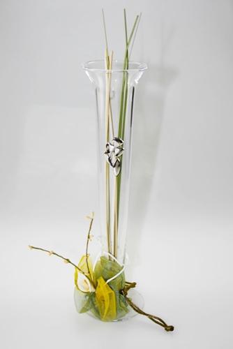Vasetto in cristallo
