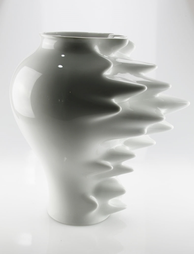 Vaso in porcellana